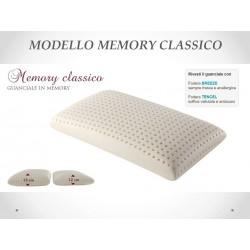 Cuscino memory classico