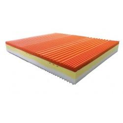 Materasso Bio Orange 3 strati